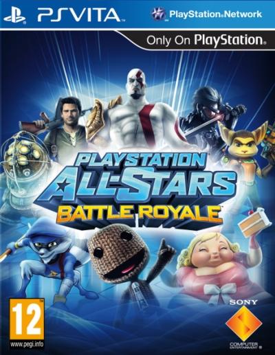 Звезды PlayStation: Битва сильнейших (All-Stars Battle Royale)