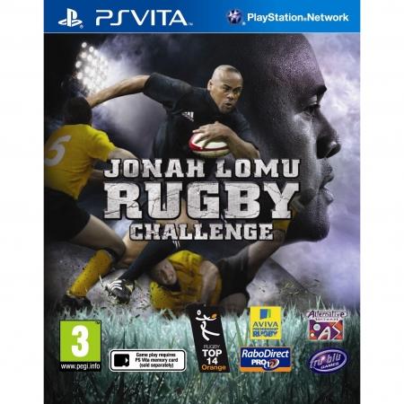 Продажи Jonah Lomu Rugby стартуют в среду