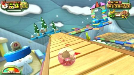 Скриншоты Super Monkey Ball