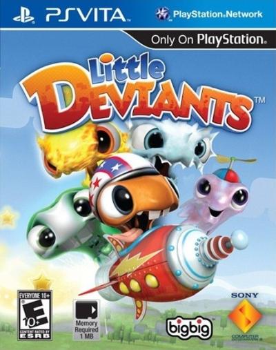 Little Deviants (Дурдом в кармане)