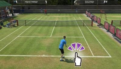 Новые скриншоты Virtua Tennis 4
